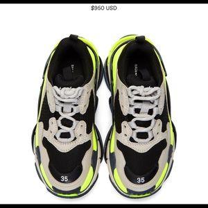 Balenciaga Shoes - Balenciaga Triple S sneakers